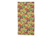 cat or fruit 2 - beach-towel - small view