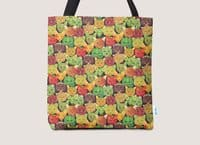 cat or fruit 2 - tote-bag - small view
