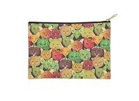 cat or fruit 2 - zip-pouch - small view