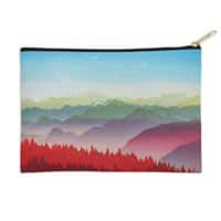 Red morning - zip-pouch - small view