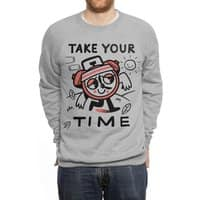 Take Your Time - crew-sweatshirt - small view