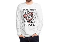 Take Your Time - mens-long-sleeve-tee - small view