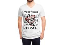 Take Your Time - vneck - small view