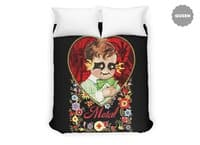 THE DEVIL MADE ME DO IT - duvet-cover - small view