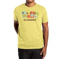 Hate Is Learned - mens-extra-soft-tee - small view