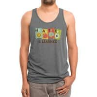 Hate Is Learned - mens-triblend-tank - small view