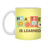 Hate Is Learned - small view