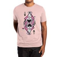 Queen of Hearts - mens-extra-soft-tee - small view