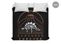 Grounded Forever - duvet-cover - small view