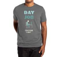Day Job - mens-extra-soft-tee - small view
