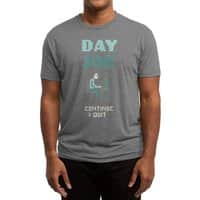 Day Job - mens-triblend-tee - small view