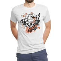 Don't Look Down - mens-triblend-tee - small view
