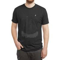 We are not alone - mens-triblend-tee - small view