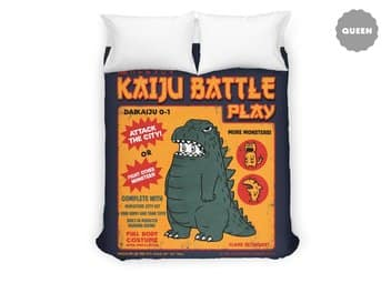 Kaiju Battle Play