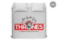 Thronopoly - duvet-cover - small view