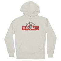 Thronopoly - unisex-lightweight-pullover-hoody - small view