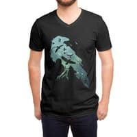 Night's Watch - vneck - small view