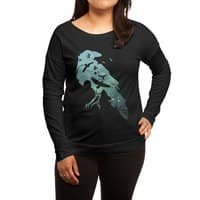 Night's Watch - womens-long-sleeve-terry-scoop - small view