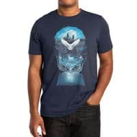 Book of Fantasy - mens-extra-soft-tee - small view