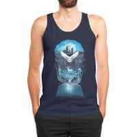 Book of Fantasy - mens-jersey-tank - small view