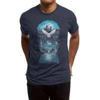 Book of Fantasy - mens-triblend-tee - small view