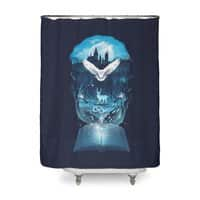 Book of Fantasy - shower-curtain - small view