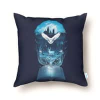 Book of Fantasy - throw-pillow - small view
