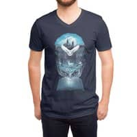 Book of Fantasy - vneck - small view