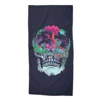 Beyond Death - beach-towel - small view