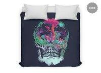Beyond Death - duvet-cover - small view
