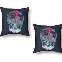 Beyond Death - throw-pillow - small view