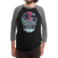 Beyond Death - triblend-34-sleeve-raglan-tee - small view