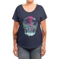 Beyond Death - womens-dolman - small view