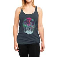 Beyond Death - womens-triblend-racerback-tank - small view