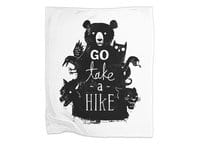 Go Take A Hike - blanket - small view