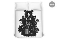 Go Take A Hike - duvet-cover - small view