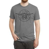 Eagle 5 - mens-triblend-tee - small view