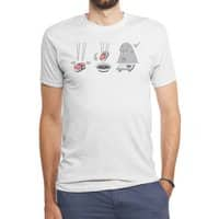 Sushi Lover - mens-triblend-tee - small view