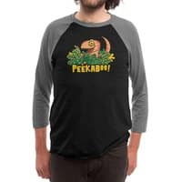 Clever games - triblend-34-sleeve-raglan-tee - small view