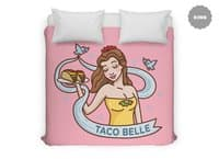 Taco Belle - duvet-cover - small view