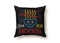 Live Noods - throw-pillow - small view