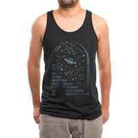 Open Space - mens-triblend-tank - small view