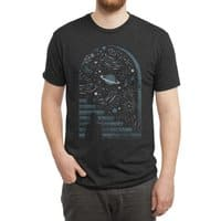 Open Space - mens-triblend-tee - small view