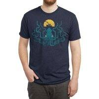 Krak of Dawn - mens-triblend-tee - small view