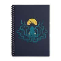 Krak of Dawn - spiral-notebook - small view