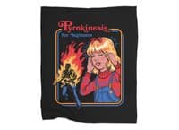Pyrokinesis for Beginners - blanket - small view