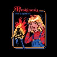 Pyrokinesis for Beginners - small view