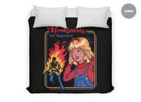 Pyrokinesis for Beginners - duvet-cover - small view