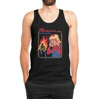 Pyrokinesis for Beginners - mens-jersey-tank - small view