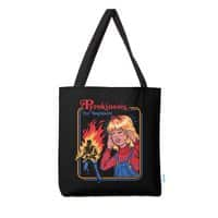 Pyrokinesis for Beginners - tote-bag - small view